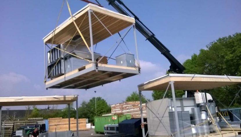 Flexibele woningen bouwen